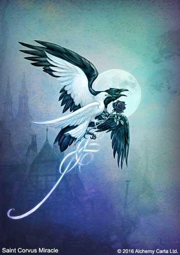 Saint Corvus Miracle (CA870)