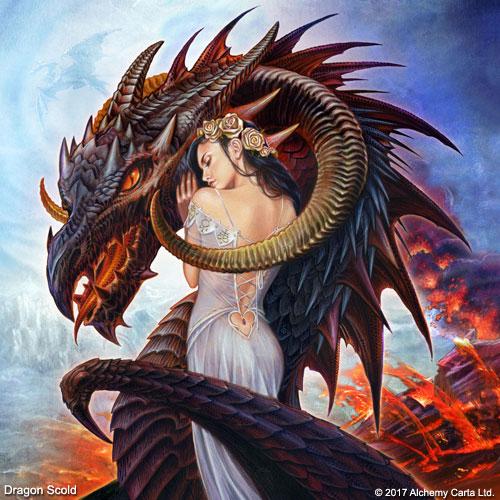 Dragon Scold (CA879BR)
