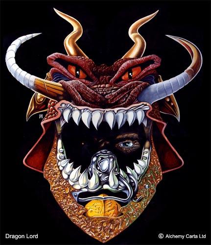Dragon Lord (CA012)