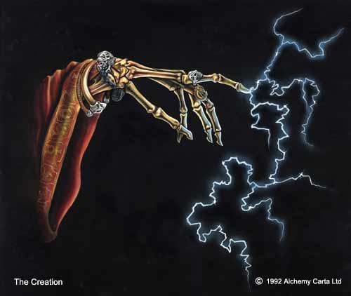 The Creation (CA028)