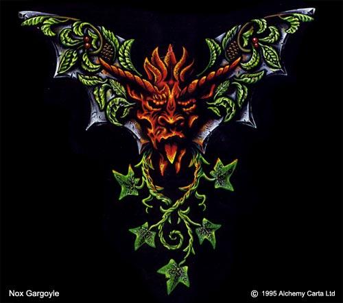 Nox Gargoyle (CA087)