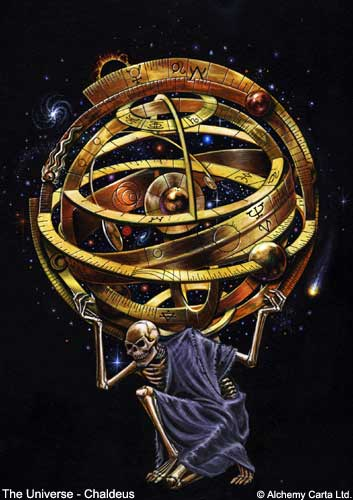 The Universe - Chaldeus (CA113)