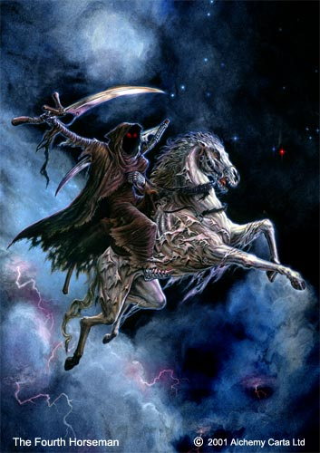 The Fourth Horseman (of the Apocalypse) (CA140)