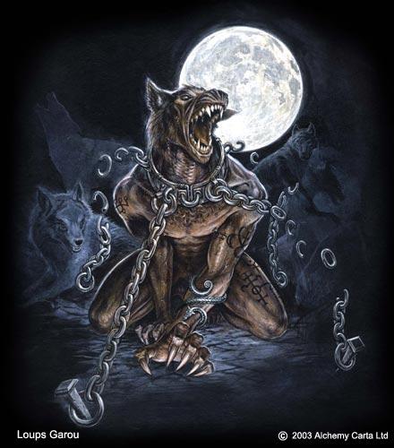 Loups Garou (CA182)