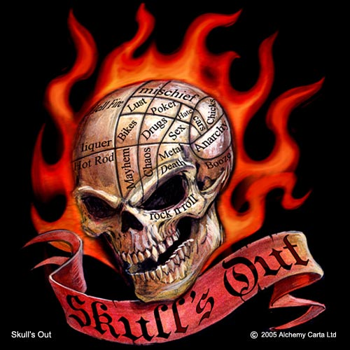 Skull's Out (CA214)