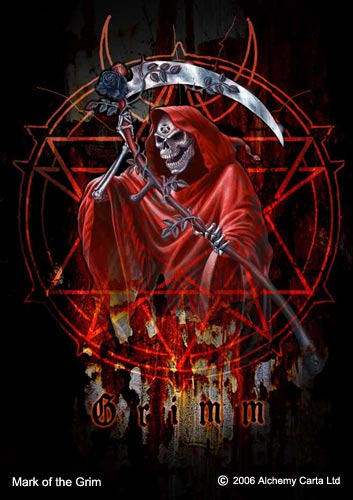 Mark of the Grim (CA236)