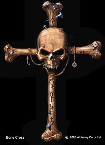 Bone Cross (CA274)