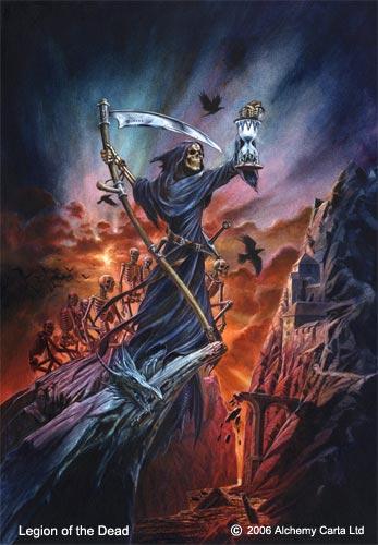 Legion of the Dead (CA284)