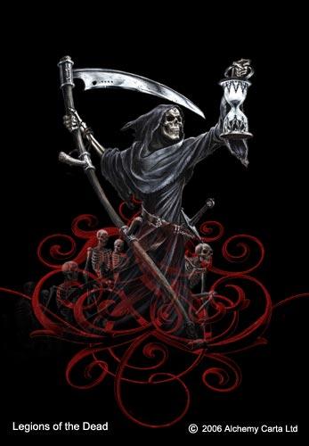 Legions of the Dead (CA297)