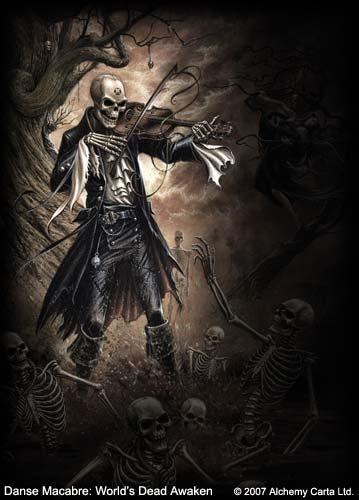 Danse Macabre - World's dead Awaken (CA357)