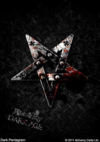 Dark Pentagram (CA599DA)