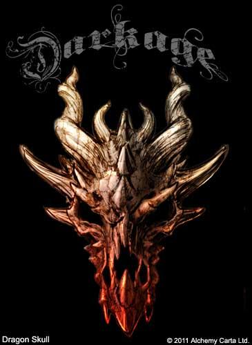 Dragon Skull (CA603DA)