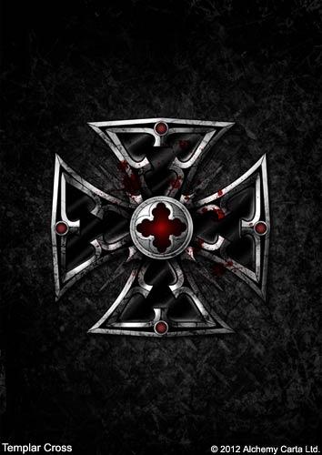 Templar Cross (CA645DA)