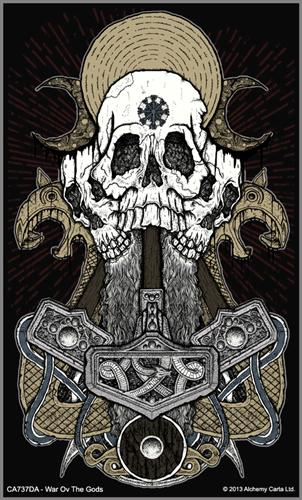 War Ov The Gods (CA737DA)