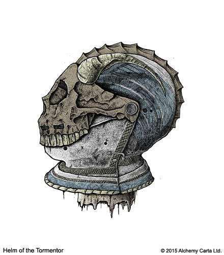 Helm of the Tormentor (CA776DA)