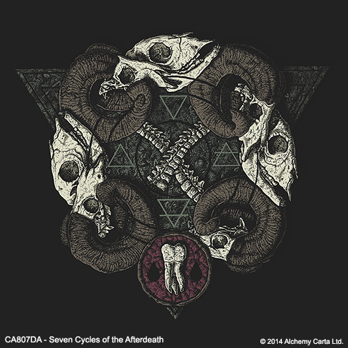 Seven Cycles of the Afterdeath (CA807DA)