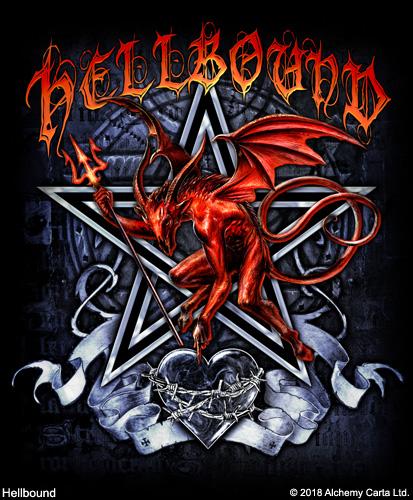 Hellbound (CA921DA)
