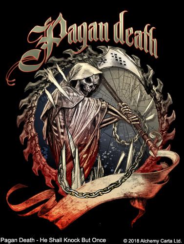 Pagan Death - He Shall Knock But Once (CA924DA)