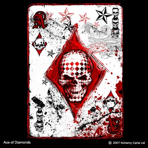 Ace of Diamonds (CA308)