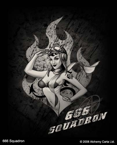 666 Squadron (CA366UL13)
