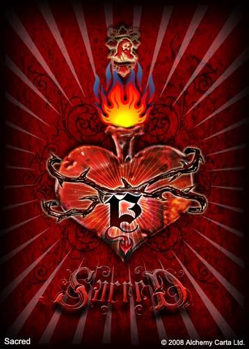 Sacred Heart (CA395UL13)