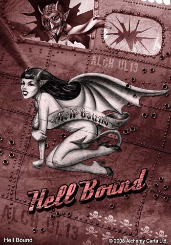 Hell Bound (CA398UL13)