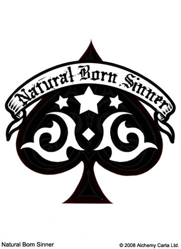 Natural Born Sinner (CA400UL13)