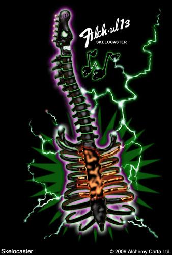 Skelocaster (CA449UL13)