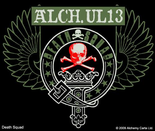 Death Squad (CA462UL13)