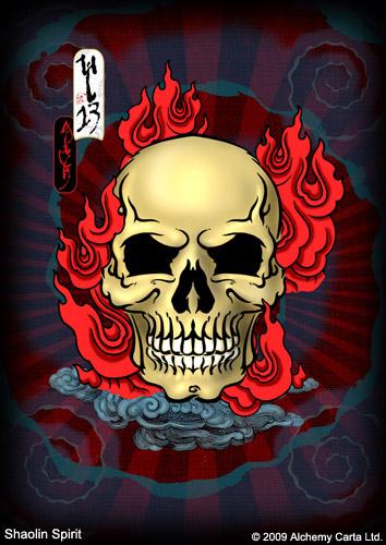 Shaolin Spirit (CA492UL13)