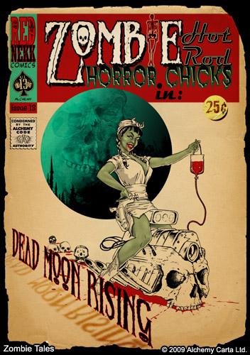 Zombie Tales (CA497UL13)