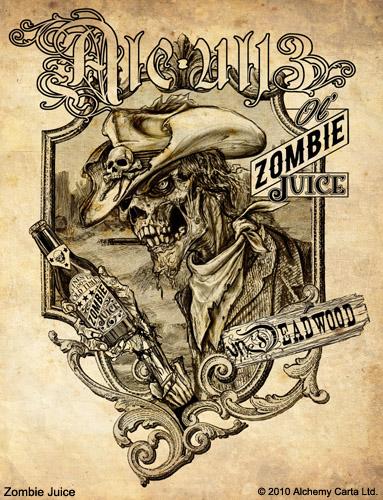 Zombie Juice (CA506UL13)