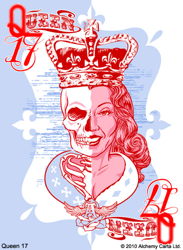 Queen 17 (CA523UL13)