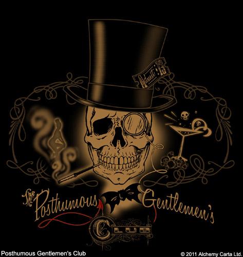 Posthumous Gentlemen's Club (CA531UL13)
