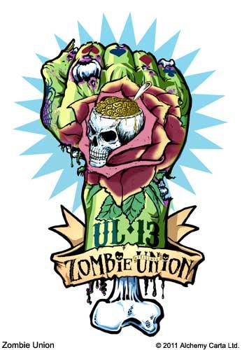 Zombie Union (CA593UL13)
