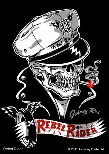 Rebel Rider (CA630UL13)