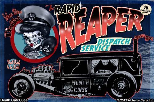 Death Cab Cutie (CA638UL13)