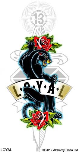 LOYAL (CA639UL13)