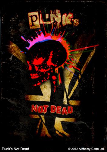 Punk's Not Dead (CA690UL13)