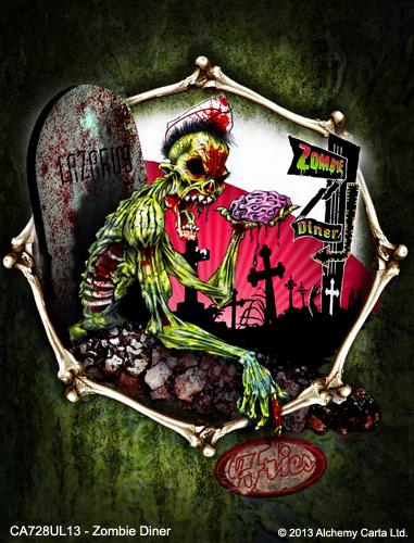 Zombie Diner (CA728UL13)