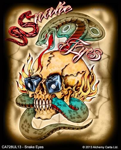 Snake Eyes (CA729UL13)