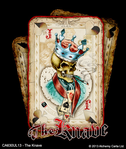 The Knave (CA730UL13)