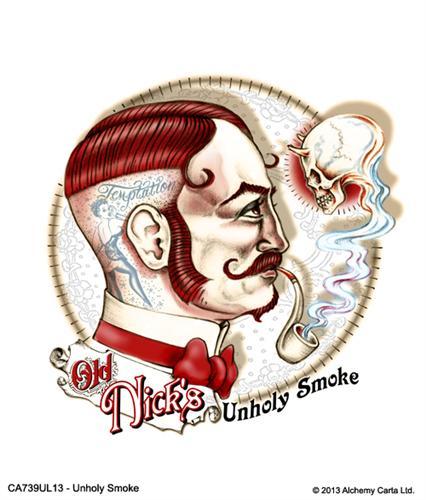 Unholy Smoke (CA739UL13)