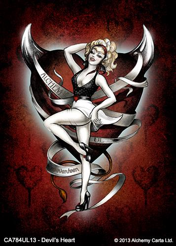Devil's Heart (CA784UL13)