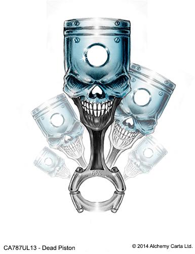 Dead Piston (CA787UL13)