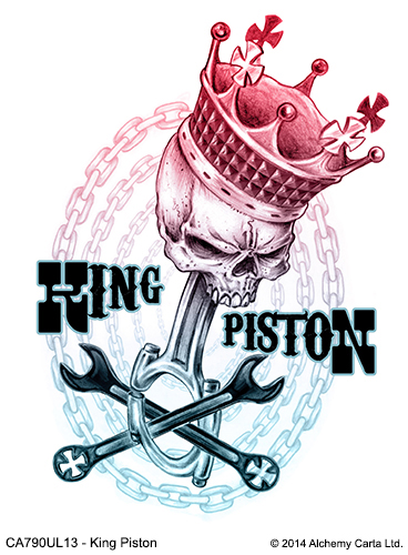 King Piston (CA790UL13)