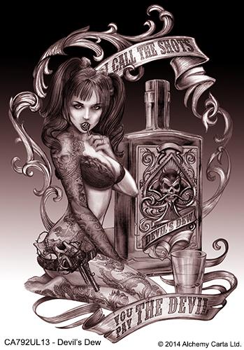 Devil's Dew (CA792UL13)