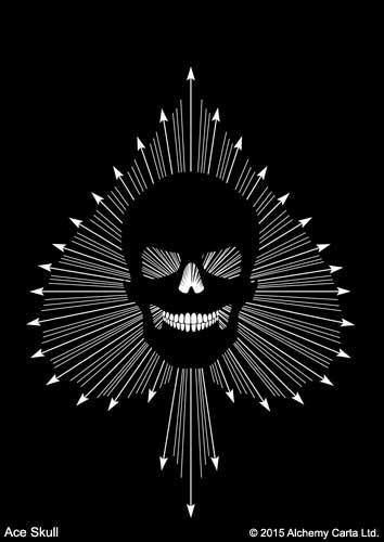Ace Skull (CA844UL13)