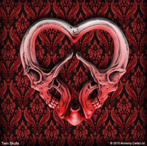 Twin Skulls (CA845UL13)