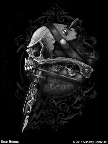 Scar Bones (CA868UL13)